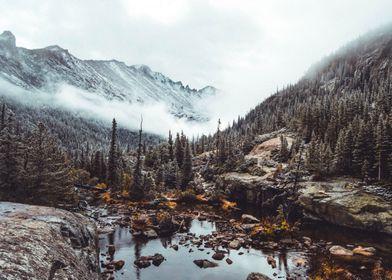 Mountainous Serenity