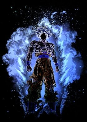 Soul of the Ultra Instinct