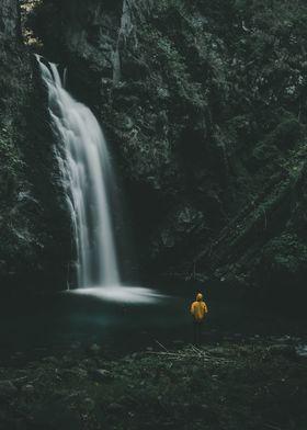 A Secret Waterfall