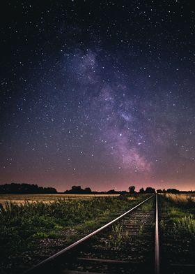Railway to the Stars