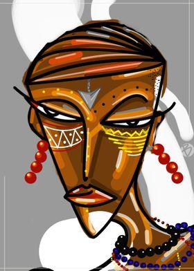 East African Girl