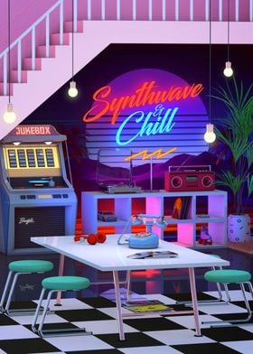 Synthwave and Chill