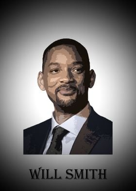 Will Smith Poster