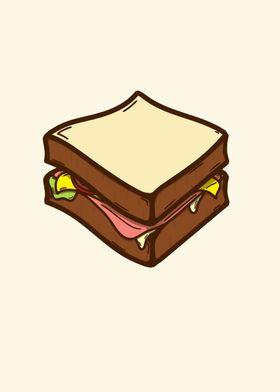 Just a Sandwich