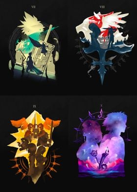 Final Fantasy Set