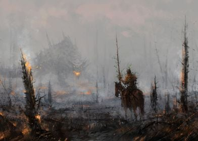last wooden knight