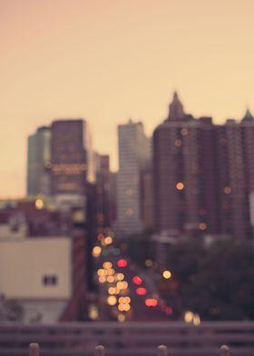 Manhattan Golden Hour