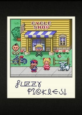 Fuzzy Pickles