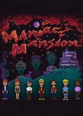 Mansion of Maniacs