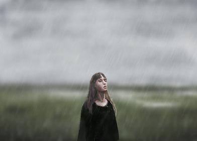 Enjoying Rain