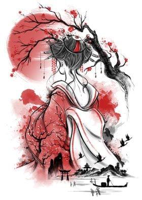 Geisha dream