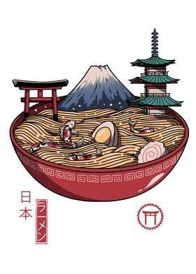 A Japanese Ramen