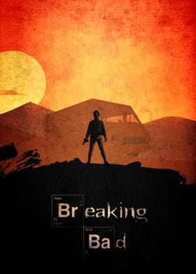 Walter white-Breaking Bad