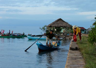 Fishermans Morning