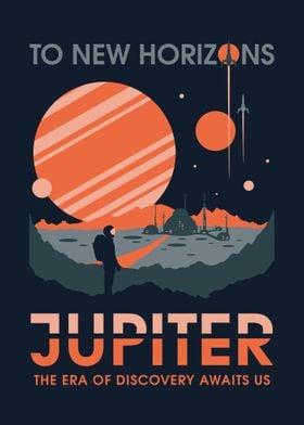 To New Horizons