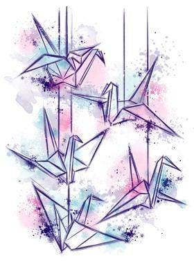 Origami dream
