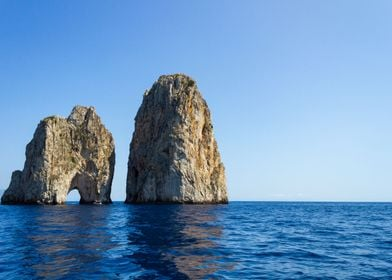 Capri Love Arch