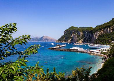 Holiday at Capri