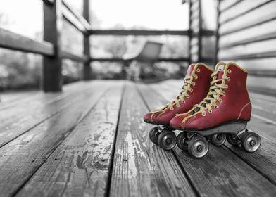 New Rollerskates