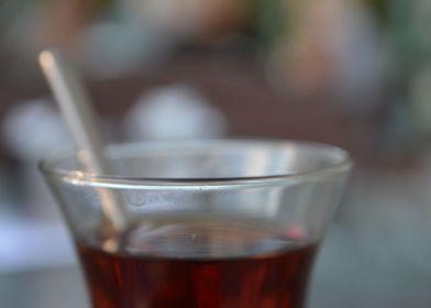 A Turkish Glass of Tea