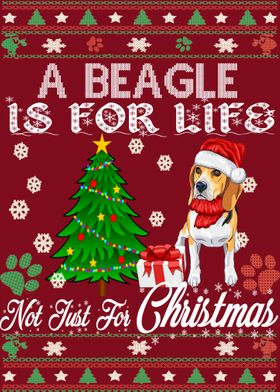 A BEAGLE IS FOR CHRISTMAS