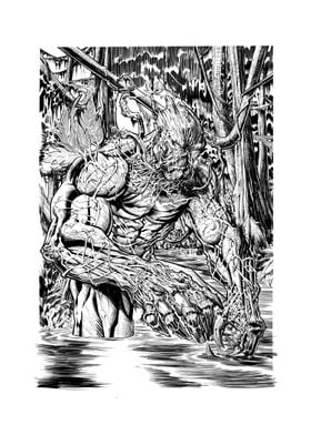 Swamp Thing  Created 2018