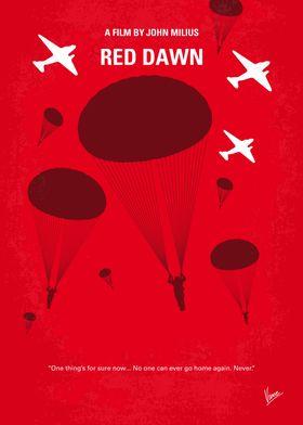 No1018 My Red Dawn minimal