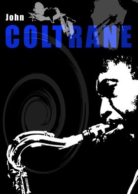 Jazz Legend John Coltrane