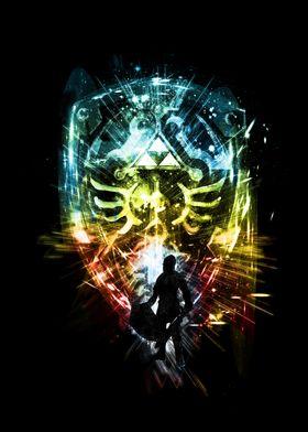 legendary space shield