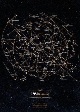 Astronomy Constellations
