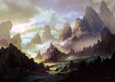 The Land of Arkinuth