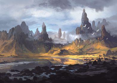 Mt Alebur