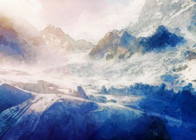 Winter Mountain Dream1