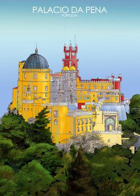 Palacio da Pena Portugal
