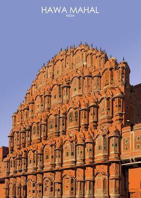 Hawa Mahal in India