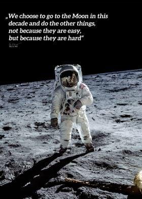 Apollo 11 Moon Landing JFK