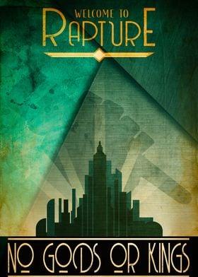 Rapture old