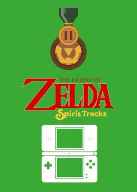 Spirit Tracks DS