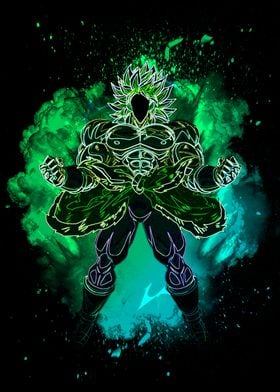 Soul of the Legendary Form