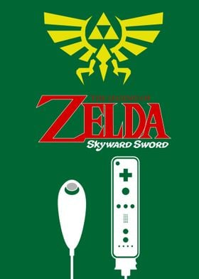 Skyward Sword Wii