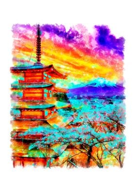 Kyoto Japan Monastery