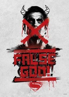 False God!
