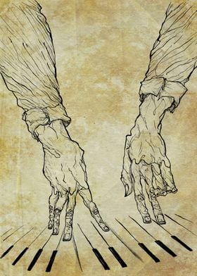 The Hands of The Pianist