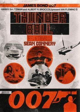 Thunderball 1970