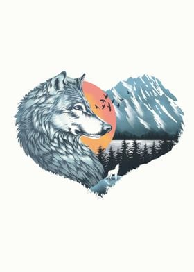 As the wild heart howls