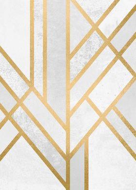 Art Deco Geometry