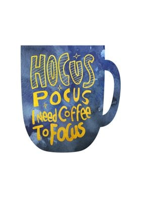 Coffee To Focus