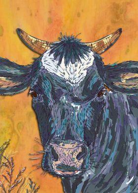 Agnes the Cow