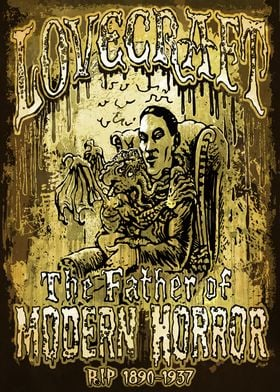 Lovecraft Father Horror