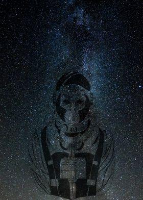 Interstellar Monkey
